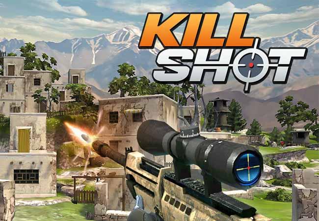 دانلود بازی Kill Shot Bravo 2.8.0  + پول بی نهایت