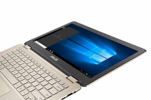 ASUS Zenbook Flip UX360CA Prominent Model With Great